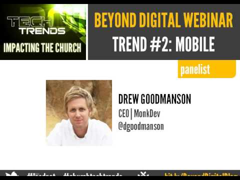 Leadership Network Webinar: Top 3 Tech Trends Impacting the Church