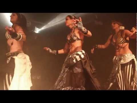 ANJANAS FEST 2012 · 05. Los Cuegles · Cía Dilshad