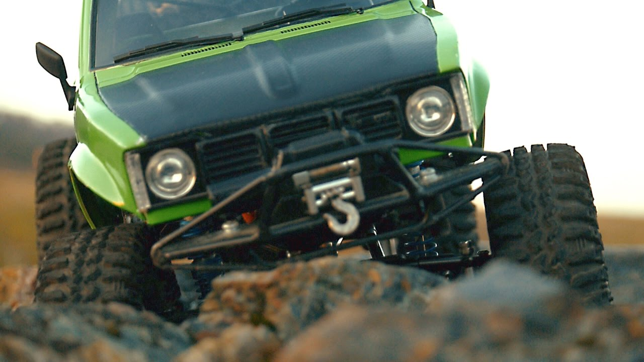 Rc4wd Boyer Toyota Hilux2 Youtube