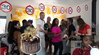 MY FRIENDS SET ME UP!! JACK'S 30th BIRTHDAY SURPRISE PARTY