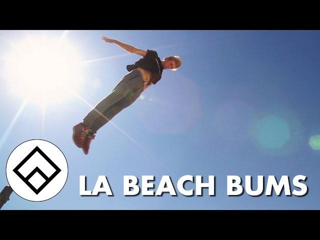 LA Beach Bums | Team Farang | Freerunning