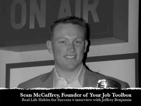 Sean McCaffrey Radio Interview