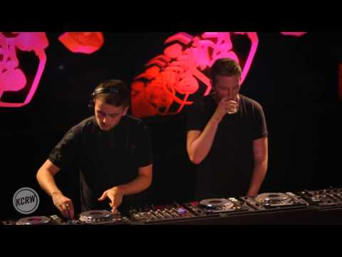 "Disclosure - ""Hourglass"" At Neuehouse For KCRW"