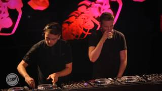 """Disclosure - """"Hourglass"""" at Neuehouse for KCRW"""