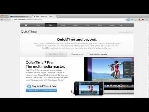 How to convert a WMA file on a Mac