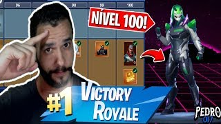 BATTLE PASS LEVEL 100/COME PLAY WITH ME-FORTNITE LIVE!