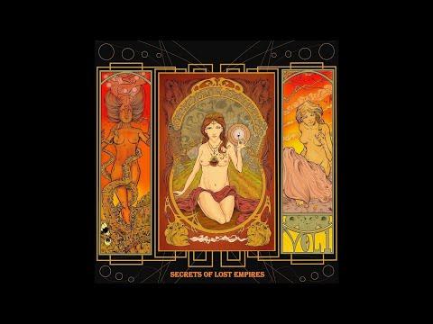"Secrets Of Lost Empires ""Secrets Of Lost Empires"" (New Full Album) 2018 Prog/Stoner/Psychedelic Rock"