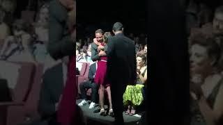 Sulla mia Pelle - Ilaria Cucchi abbraccia gli Attori