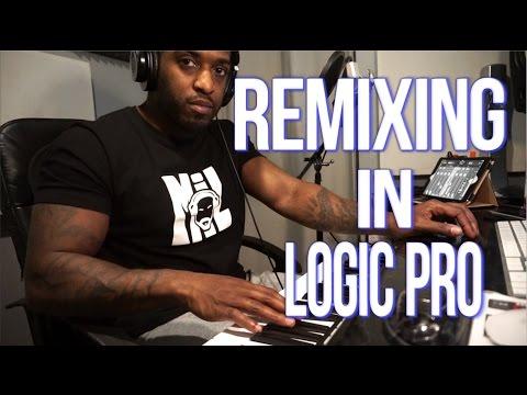 "Remixing in Logic Pro X | ""How To Remix"" | Logic Pro"