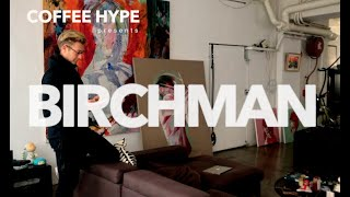 BIRCHMAN - Q & A with Simon Birch - The What, Why and How of Creativity   COFFEE HYPE Cre852