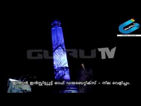 GuruTv News - World Diabetes Day Celebration -...