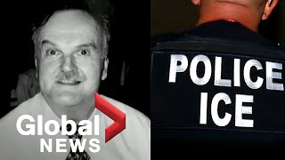 Coronavirus: Canadian man in ICE custody dies after contracting COVID-19