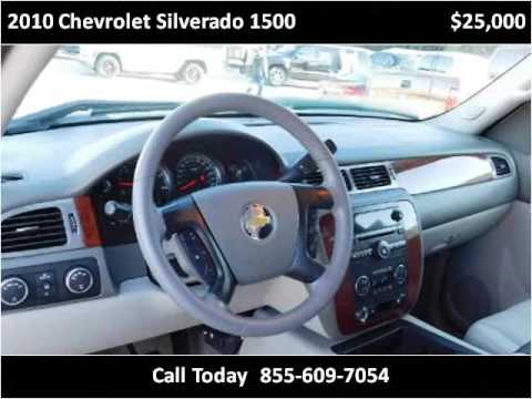 2010 chevrolet silverado 1500 used cars cullman al youtube. Black Bedroom Furniture Sets. Home Design Ideas