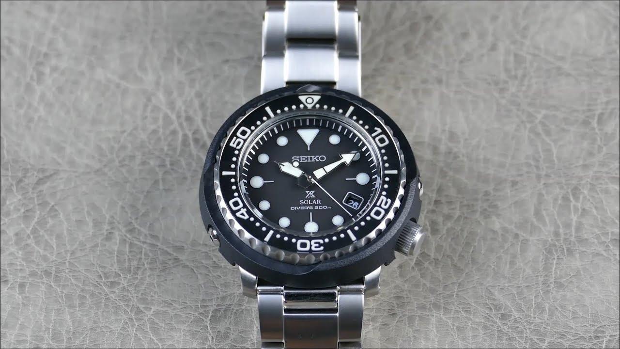 On the Wrist, from off the Cuff: Seiko – SNE497 Prospex Solar, Tuna-Lite