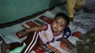 Subham and satyam dancing in chatita ragadi delare