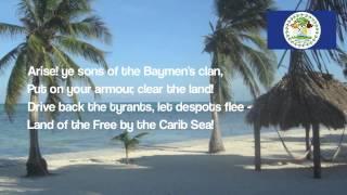 Video National Anthem of Belize download MP3, 3GP, MP4, WEBM, AVI, FLV Juni 2018