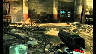 Crysis 2 walkthrough level 2 (Xbox360,PS3,PC)