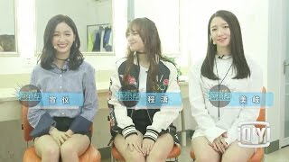 WJSN Chinaline  interview  泡菜帮采访( with English subs.)