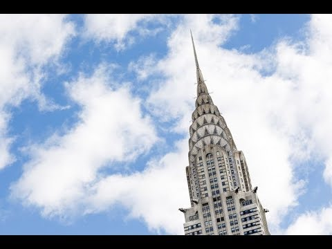 Chrysler Building for sale