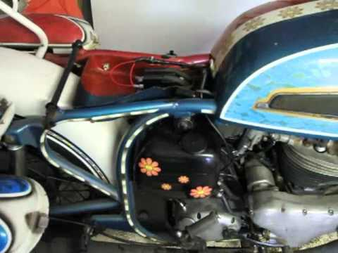 thorspark electronic ignition on '64 norton