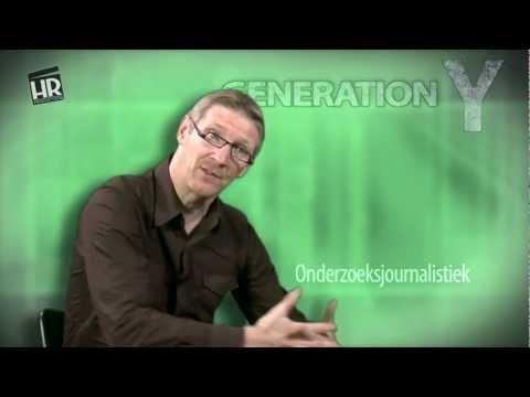 Generation Y: onderzoeksjournalistiek