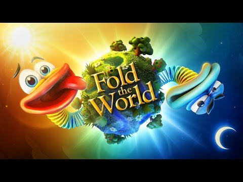 Fold the World Gameplay