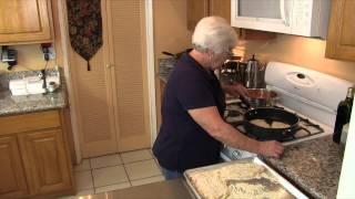 Chicken Parmesan With A Garlic Marinara Sauce Episode #40