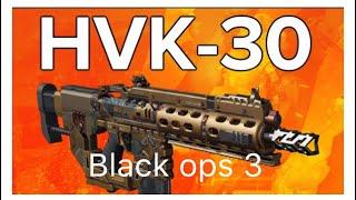 Black Ops 3 HVK-30 39 Kills