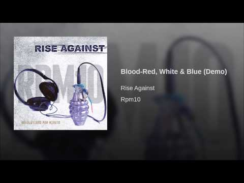 Blood-Red, White & Blue (Demo)