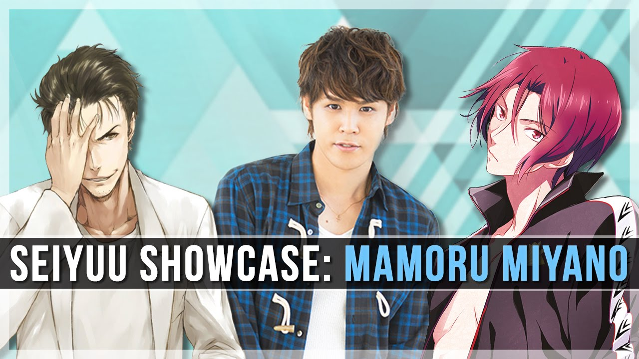 Seiyuu Showcase 35 Anime Characters Of Mamoru Miyano Youtube