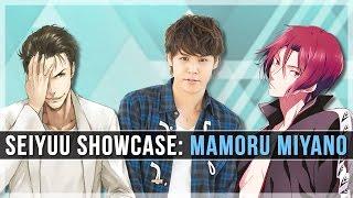 Seiyuu Showcase: 35 Anime Characters of Mamoru Miyano