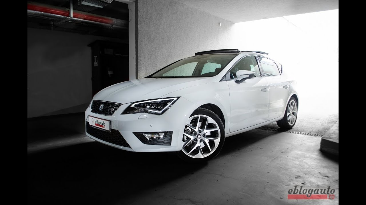 seat leon fr 1 8 tsi test drive review youtube. Black Bedroom Furniture Sets. Home Design Ideas