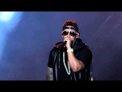 Afro-Latino Festival 2017 Bree (B): Daddy Yankee - Gasolina - Live