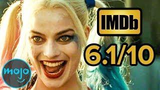 Top 10 Bad Movies with Good IMDb Ratings