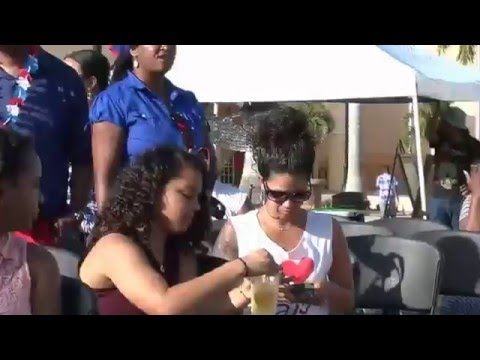 Haitian Flag Day Festival in Port St Lucie, FL (May 18, 2015 Parade)