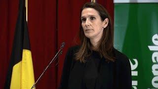 S. Wilmès - Ministre du Budget et de la Fonction publique