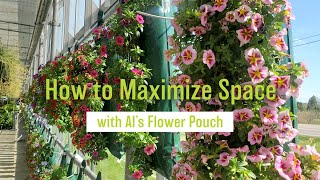 How to Maximize Space with Al's Flower Pouch