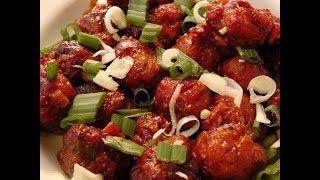 காளான் மஞ்சூரியன் | Mushroom Manchurian | Mushroom Recipe | Home Made Mushroom Recipe