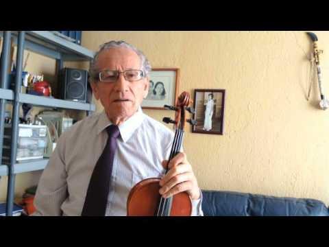 El Vibrato. Clases tecnica violin. ViolinOrbit