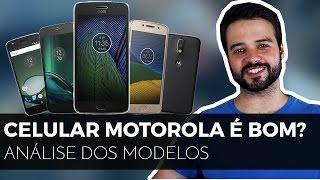 Celular Motorola é bom? | Análise da história e linha Moto G e Z
