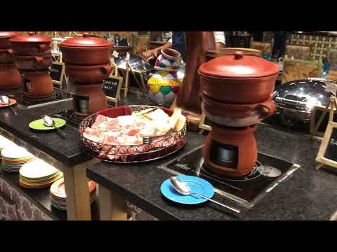 Traditional To Modern Food Tour At GRT Hotel | Chennai Food