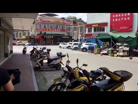 Small towns in Guangdong province are much more modern than