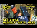 NEW! 10+ Survival Gifts, Gear +Crazy Gadgets in 7 Minutes - GEAR Blitz - VOLUME #1 - Best