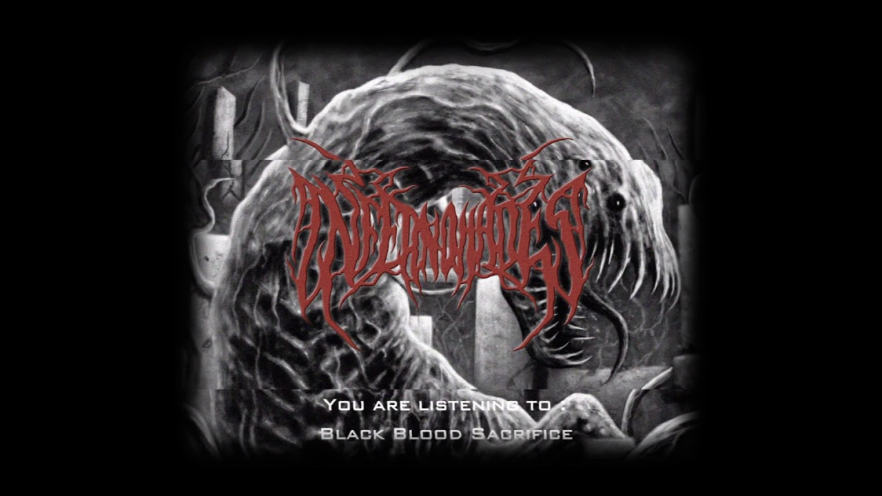 Download INFERNO HADES - Black Blood Sacrifice (Official Track 2018)