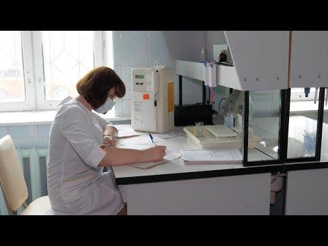 Курская железнодорожная больница работает в штатном режиме