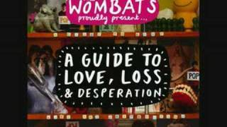 Watch Wombats Tales Of Girls Boys And Marsupials video