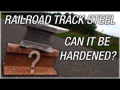Railroad Track Steel