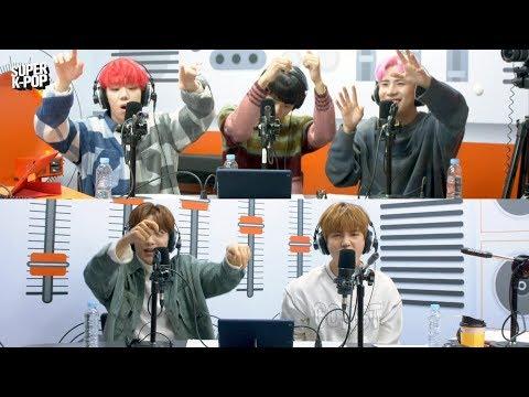 Super K-Pop ACE 에이스&39;s  Episode on Arirang Radio