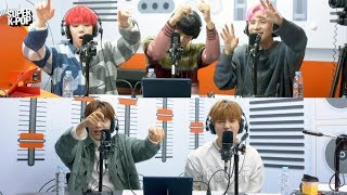 [Super K-Pop] A.C.E (에이스)'s Full Episode on Arirang Radio!