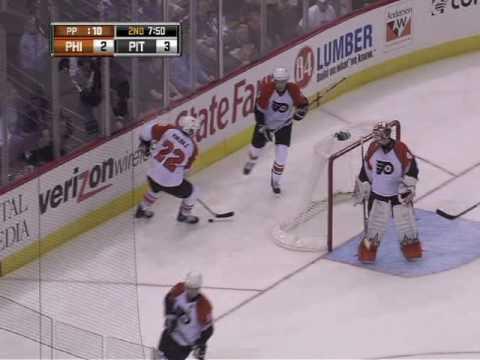 Flyers @ Penguins 11/13/08